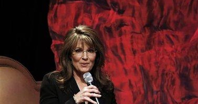 Palin Exposes the Tea Partiers' True Colors