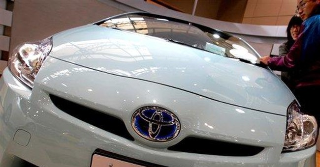 Toyota lifts profit forecast as disaster woes fade