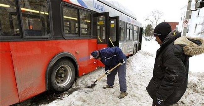 The Lesson of the Snow Plow