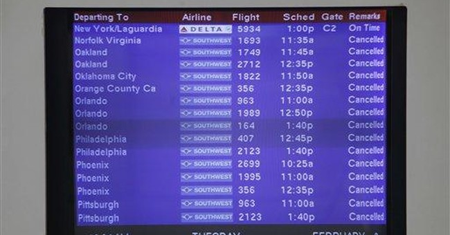 Grounding planes likely cost Southwest millions