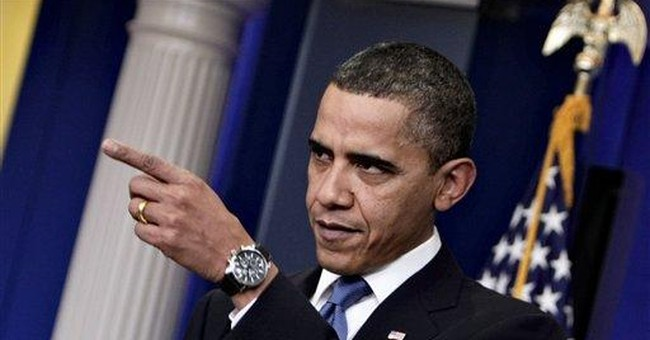 Krugman: Bush's Deficit Bad, Obama's Deficit Good