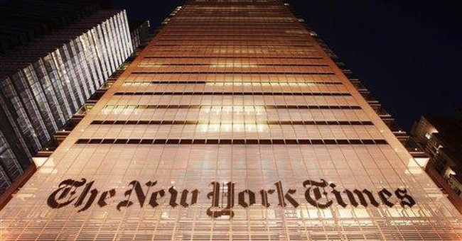 NY Times Reporter Honored For Activism Disguised as Journalism