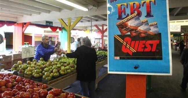 The Food Stamp Economy