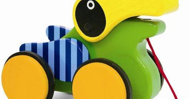 Wooden musical toy recalled due to choking risk