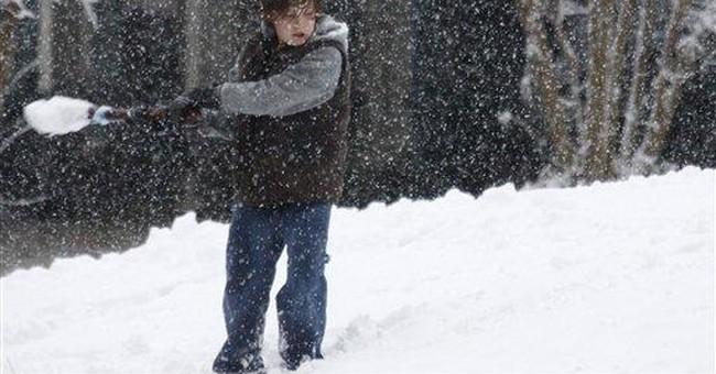 "Signs of ""Snow-Munity"""