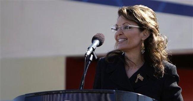 Sidebar: Sarah Palin's Road Show