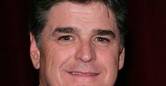 It's Beck's Rally, but Hannity's War