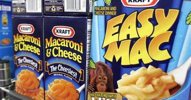 Kraft to rename snack unit 'Mondelez'