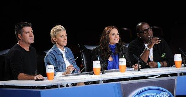"Will ""American Idol"" Sink?"