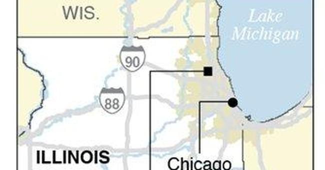 1 dead in small plane crash in suburban Chicago