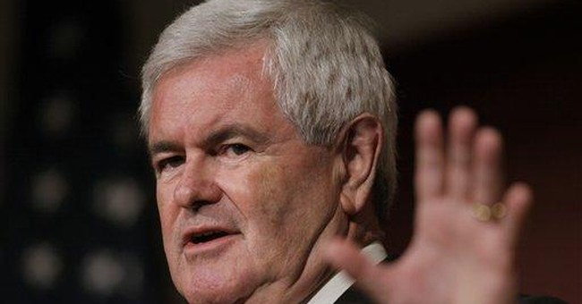 An Interview With Newt Gingrich
