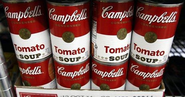 Summary Box: Campbell Soup 1Q results