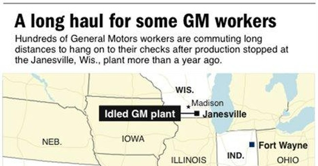 GM to invest $275M in Indiana truck plant