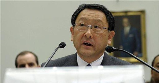 Toyota and the Price of Modernity