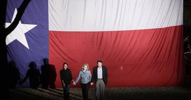 Low-Tax Texas Beats Big-Government California