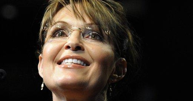 Do Conservatives Begrudge Palin for Her Success?