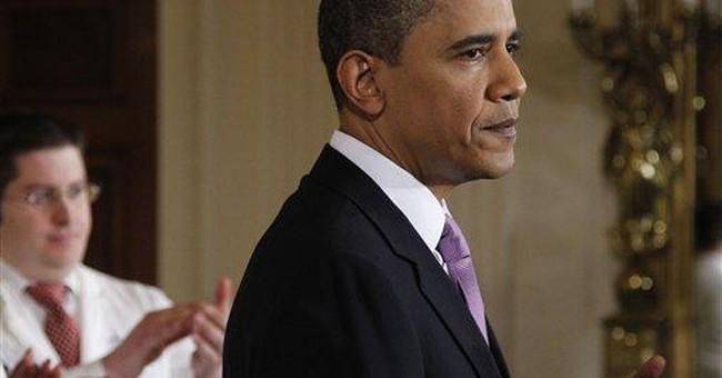 Barack Obama—Administrator: A Story of Tomorrow