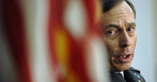 The Prisoner of Gen. Petraeus