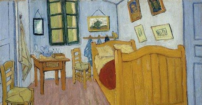 OH museum gives close view of van Gogh restoration