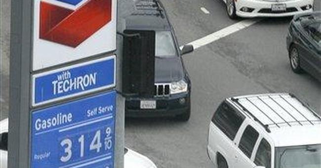 $5 Gas Predicted Under Obama -- What, No Pitchforks?