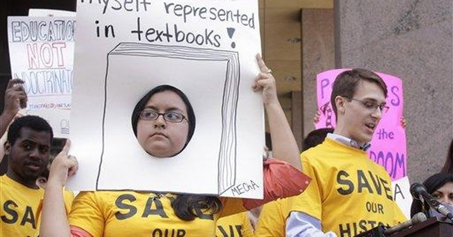 Don't Mess With Texas... Textbooks!