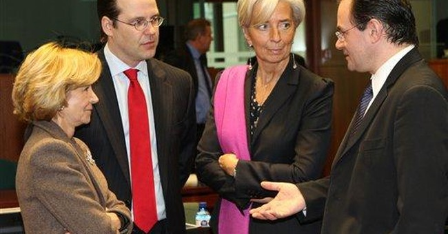 Swedish PM: 'Talk' Spain needs $100B rescue loans