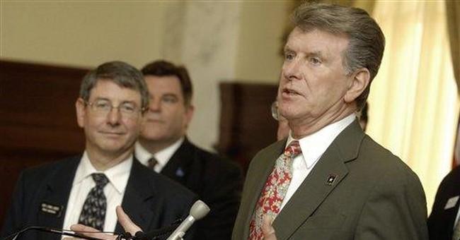 Idaho gov cautions agencies after shortfall