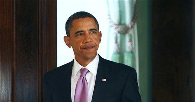 No Inspiration Obama