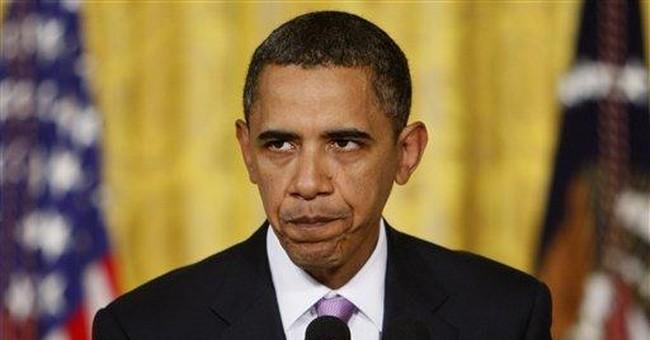 The Transformation of Barack Obama: Surprise Us, Mr. President