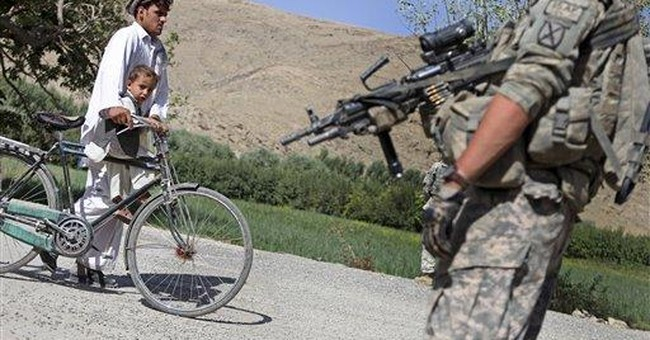 Afghan War Policy Fractured