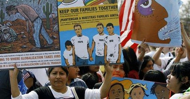 Illegal Alien Amnesty: Never Mind Right and Wrong,