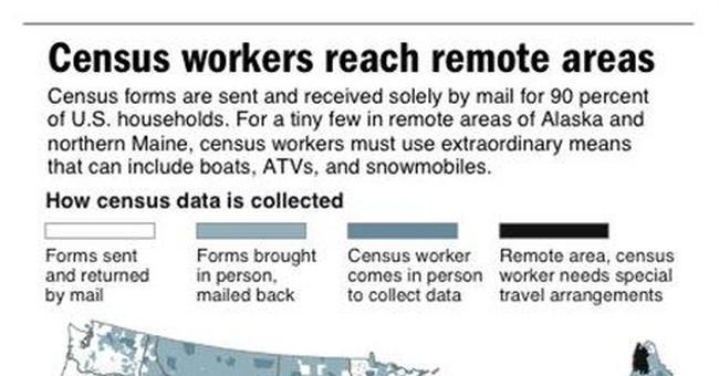 2010 census missed more than 1.5M minorities