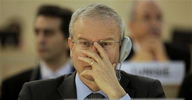 A Sudden Turn Against Israel