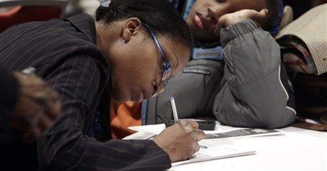 For Blacks, Jobless Rate Brings Desperation