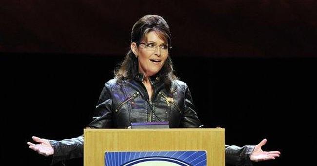 Return of Momma Grizzly? Sarah Palin Mulls Challenging RINO Traitor Murkowski