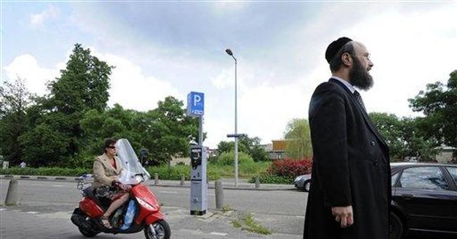 "Krauthammer Op-ed: ""Anti-Semitism Has Returned to Europe"""