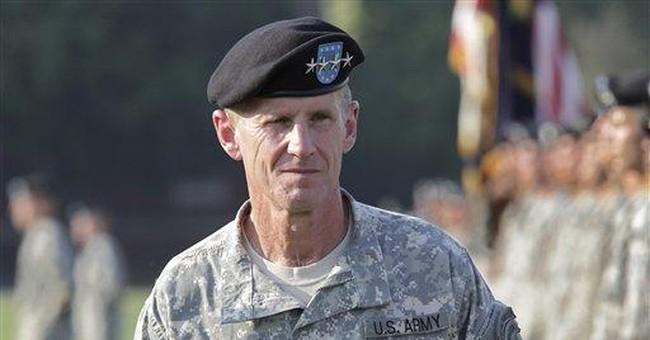 Trump Calls Former Army Gen. Stanley McChrystal a 'Dog'
