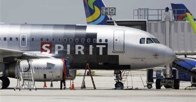 Gone Viral: Spirit Airlines Deplanes Flight Because 2-Year-Old Was Hungry