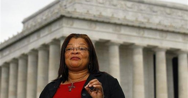 MLK Jr's Niece Explains Why We're Not 'Free at Last'