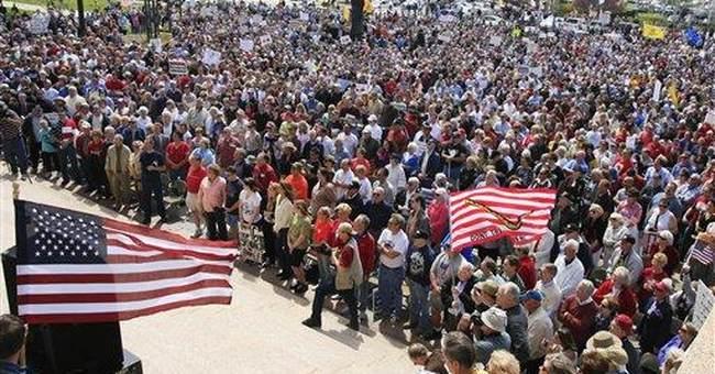 A Polarized Public? No. A Polarizing System