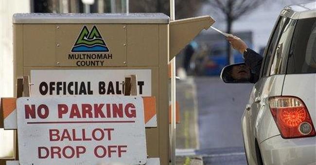 Sens. Klobuchar and Wyden Push 'Vote by Mail' Bill Amid Coronavirus Crisis