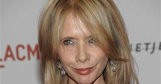 Rosanna Arquette Claims the Source of Foreign Chinese Wuhan Kung-Flu Virus Is Actually the Country We Should Have Suspected All Along