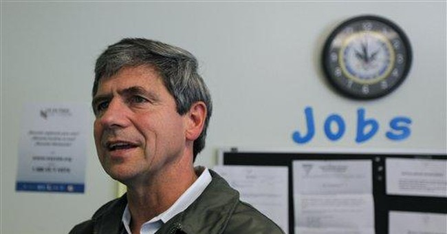 The 2020 Democrats: Joe Sestak