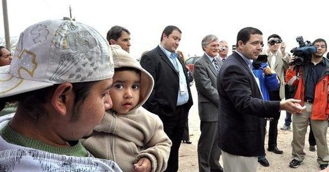 Dem Rep Makes Admission About Border Detention Centers