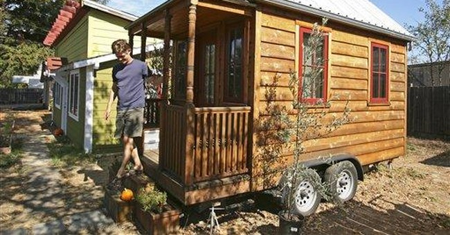 Dave Says: Don't Count On Tiny Homes To Be Good Investments