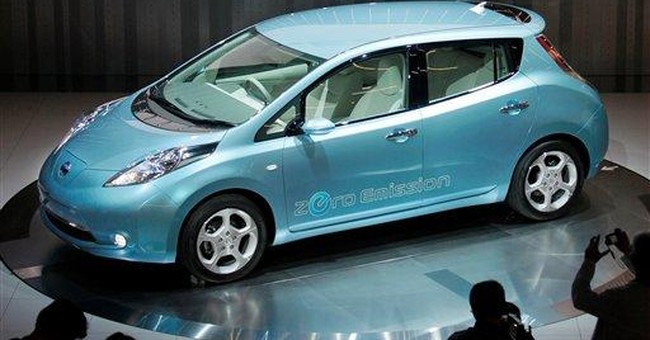 EV Funding Is a Green Pipe Dream Awash in Red Ink