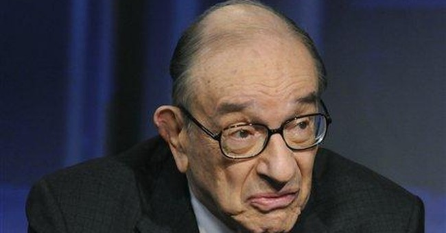 "Greenspan Says Trump's Tariffs Are ""Insane"" And He's Right"