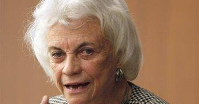 Critics fault retired Justice O'Connor over ethics