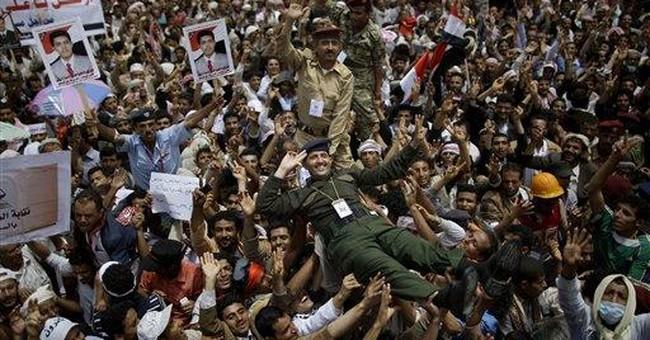 Gulf bloc calls on Yemen's ruler to step down