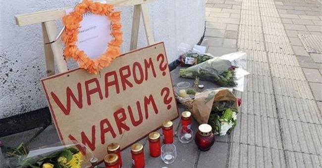 Dutch mourn 6 shopping mall shooting victims